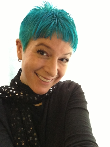 AME TURQUOISE HAIR