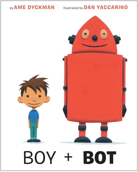 BOY + BOT COVER from Ame