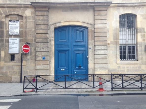 Doors of Ste. Clotilde