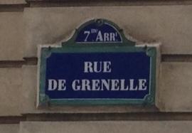 Rue de Grenelle