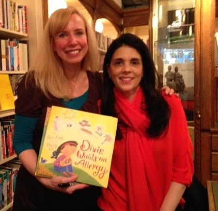 Nancy Cote and Tori Corn