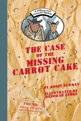 The Case of Missing Carrot9781939547170_p0_v2_s260x420